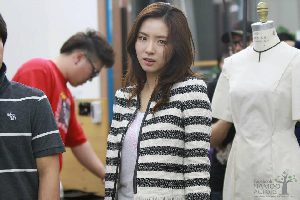 Yoo ah in kiss shin se kyung dating