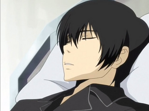 Sleepy Kyoya