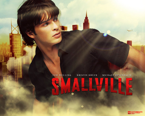Smallville! - smallville Wallpaper