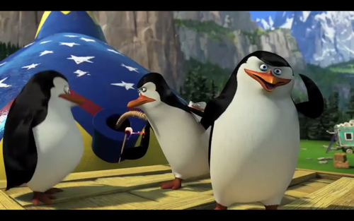 Sneak Peak of Penguins in new upcoming madagascar movie!!!! XD - penguins-of-madagascar Photo