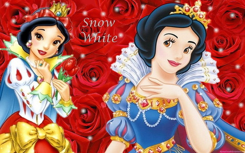 Snow White - jessowey Wallpaper