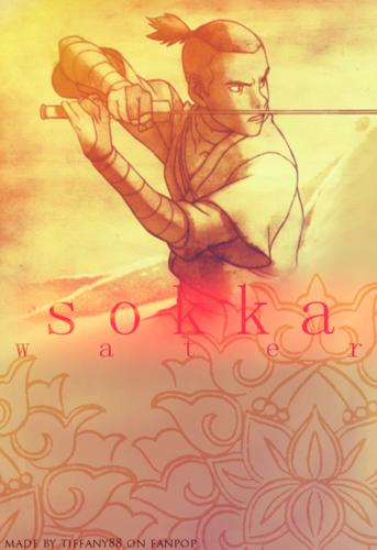 Sokka - water