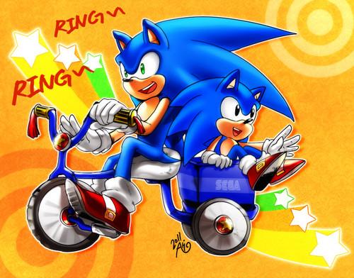 Sonic Ringring