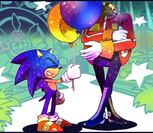 Sonic and Eggman