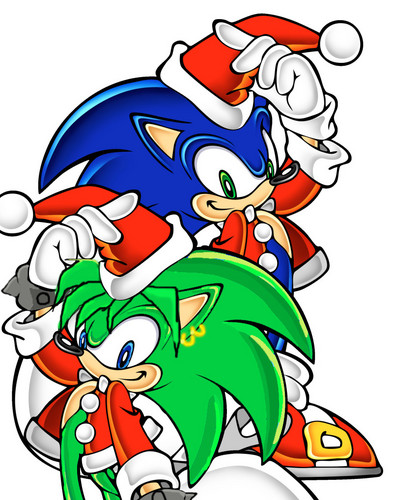 Sonic and Manic Natale