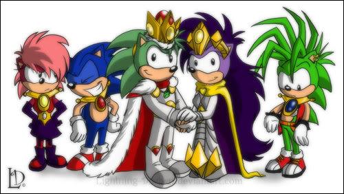 Sonic's family