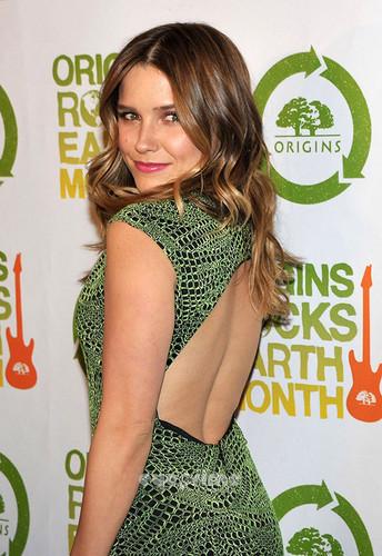 Sophia Bush: Origins Rocks Earth Month Concert