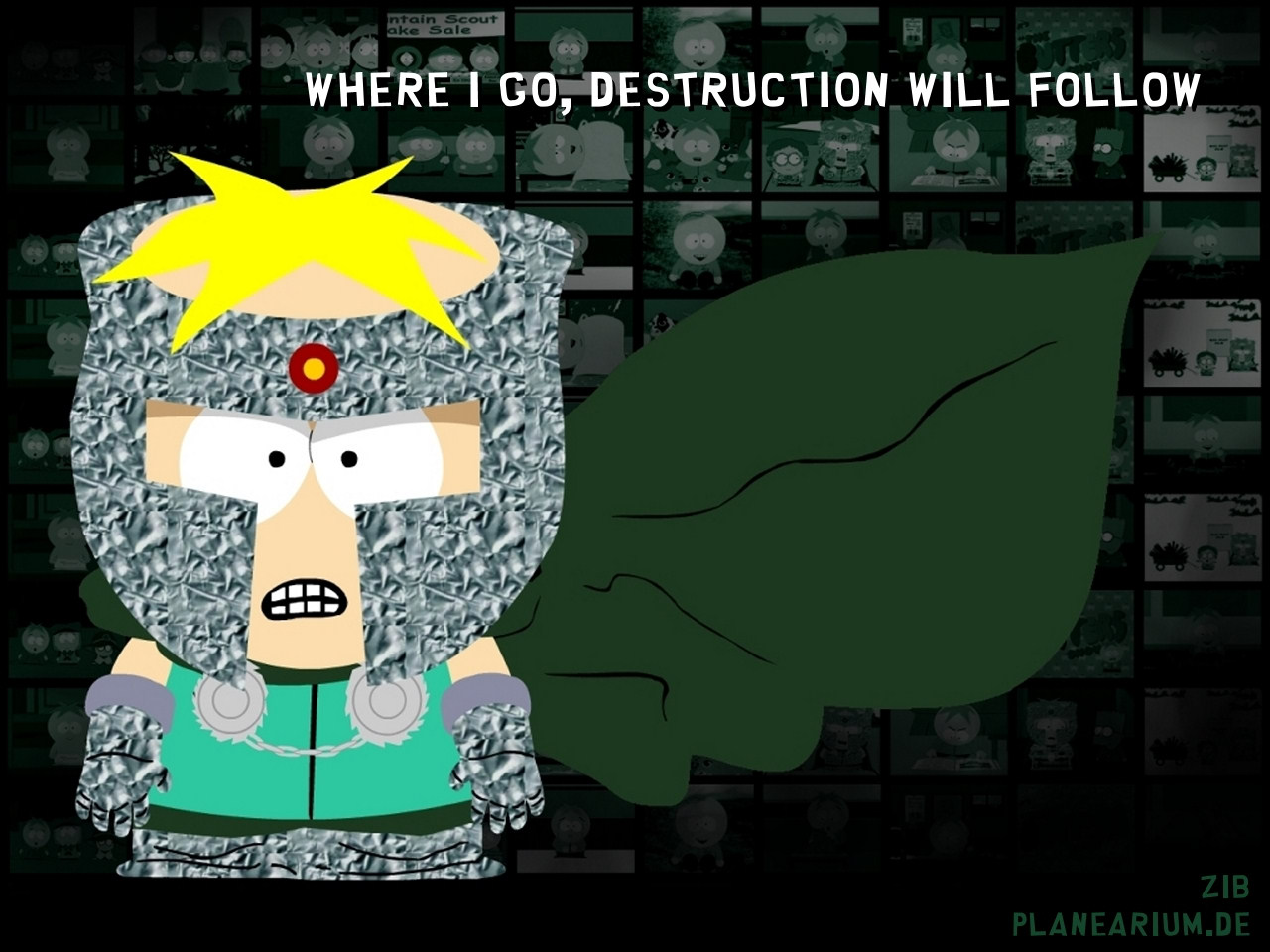 Southpark south park wallpaper 30537551 fanpop - South park wallpaper butters ...