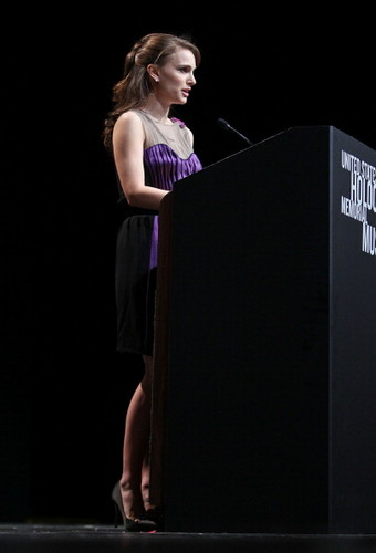 Speaking at the U.S. Holocaust Memorial Museum's 2012 Elie Wiesel National Tribute dinner, Washingto