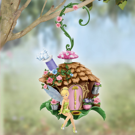 Special Birthday Gift for my fairy sister - Fairy House