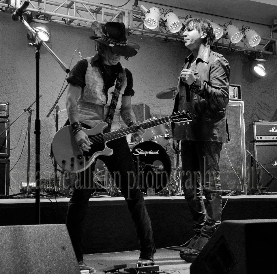Steven Tyler, Johnny Depp, Joe Perry, Marilyn Manson…rock Иконки варенье, джем like nobody's watching