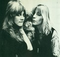 Stevie and Christine - stevie-nicks photo