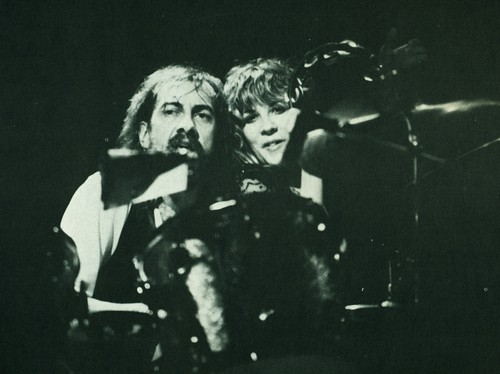 Stevie and Mic