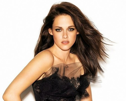 Kristen Stewart wallpaper containing attractiveness, a bustier, and a cocktail dress titled Stewart