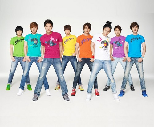 Suju in colors