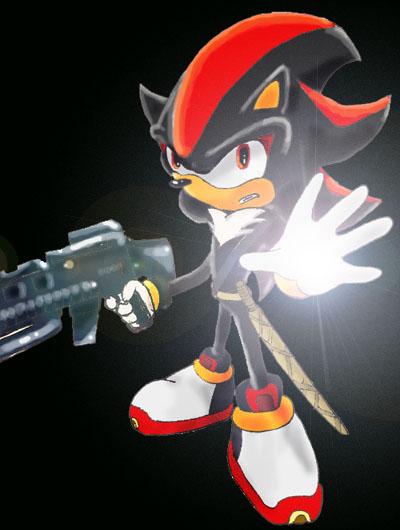 Sword and Gun