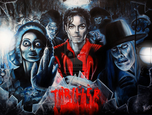 THRILLER 2009- THIS IS IT  ♥