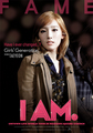 "Taeyeon ""I Am"" English poster"