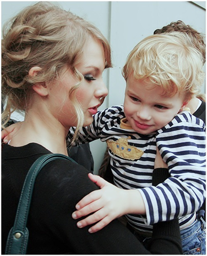 Taylor is Adorable!!!