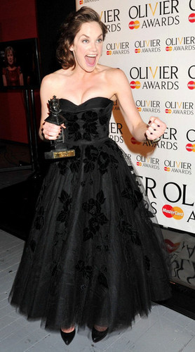 The 2012 Olivier Awards <3
