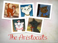 The Aristocats collage