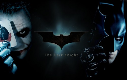 The Dark Knight wallpaper titled The Dark Knight Wallpaper
