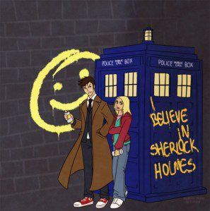 The Doctor & Rose <3