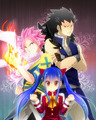 The Dragon Slayers!!!! - fairytail-forever photo