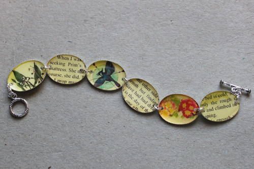 The Hunger Games Bracelet - the-hunger-games Fan Art