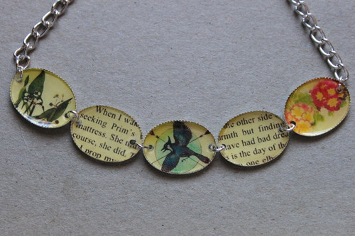 The Hunger Games Necklace - the-hunger-games Fan Art