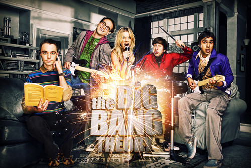 The Big Bang Theory images TheBigBangTheory! HD wallpaper and background photos