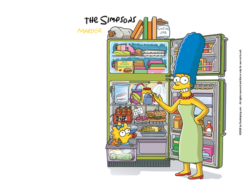 TheSimpsons! - the-simpsons Wallpaper