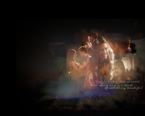 The Vampire Diaries wallpaper containing a concert called TheVampireDiaries!