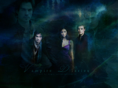 The Vampire Diaries achtergrond containing a business suit entitled TheVampireDiaries!