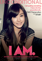 "Tiffany ""I Am"" English poster"
