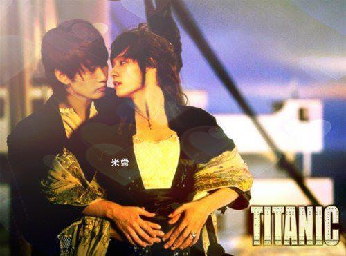 Titanic! Eunhae version !