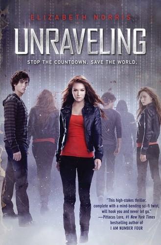 Unraveling door Elizabeth Norris