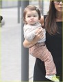 Victoria Beckham: Beijing with Baby Harper! - victoria-beckham photo