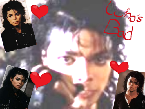 Who's Bad - michael-jackson Wallpaper
