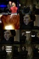 Wholock - johnlock fan art