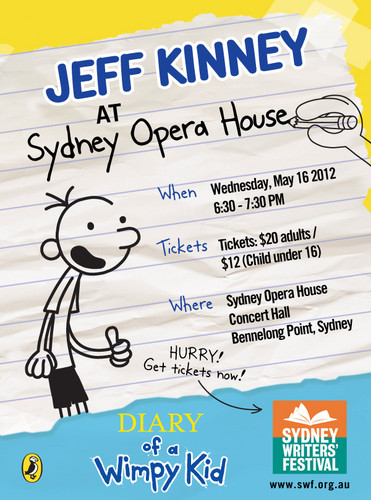 Wimpy Kid In Sydney