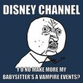 Y U NO - my-babysitters-a-vampire photo