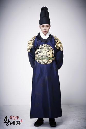 YOOCHUN as Crown Prince Lee Kak