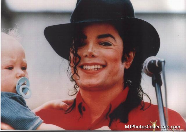 YOU'RE MY BABY MICHAEL