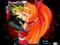 Yami Yugi fall in love with Momoko Akatsutsumi - powerpuff-girls-z photo