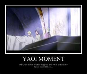Yaoi movement