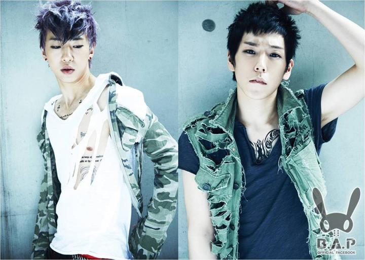 Yongguk & Himchan POWER