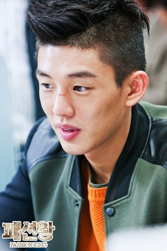 Fashion King (패션왕) images Yoo Ah In as <b>Kang Young</b> Geol HD wallpaper - Yoo-Ah-In-as-Kang-Young-Geol-fashion-king-ED-8C-A8-EC-85-98-EC-99-95-30571015-333-500