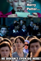 You Don't Even Go Here - harry-potter-vs-twilight photo