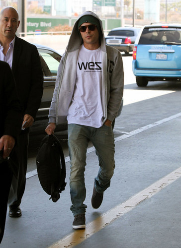 Zac Efron images Zac Efron - At Lax 2012 wallpaper and background photos